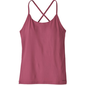 Patagonia Cross Beta Tank Dam star pink